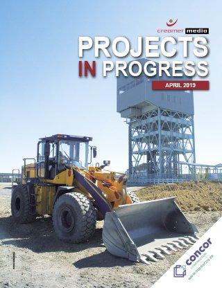 Projects in Progress - April 2019