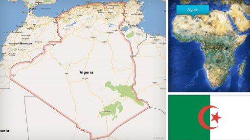 Ain Tsila gas/condensate development project, Algiers
