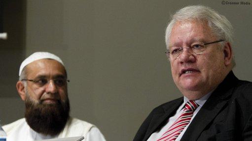 Van der Merwe to lead establishment of Gauteng Transport Authority
