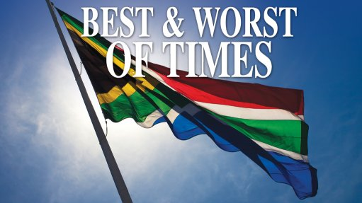 Long period of backsliding masks genuine promise South Africa still holds