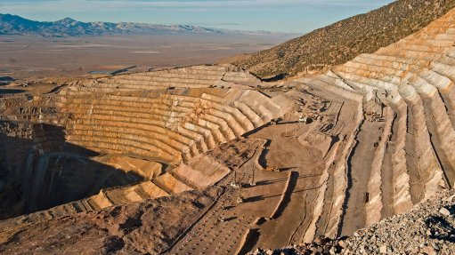Barrick's quarterly performance in line with operating plan