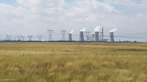 South Africa brings forward Eskom bailout to avert default