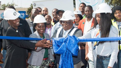 More than 1,000 leaners at Thushanang Primary School in Mpumalanga to benefit from GE school infrastructure upgrades