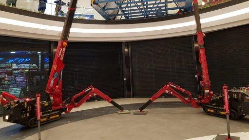 Rising demand for versatile mini cranes