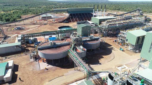 Nokeng fluorspar mine expects first shipment by midyear
