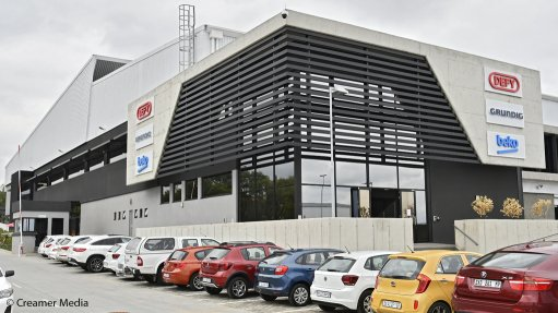 Defy showcases latest tech at new regional experience centre