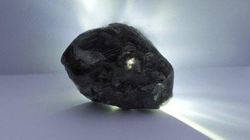 Lucara unearths 1 758 ct diamond in Botswana