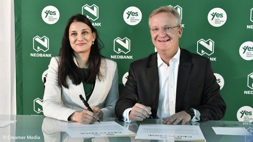 Nedbank commits to further investment in Youth Employment Service