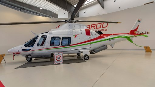 Durban, Richards Bay ports to receive two new helicopters in June