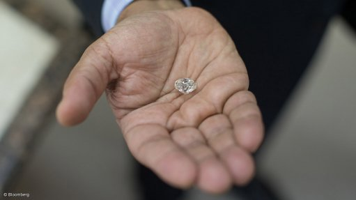 Diamond trading goes online as Lucara takes on industry goliaths