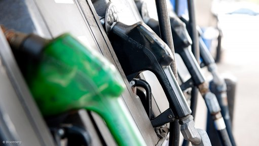 Hefty rise in petrol price for May