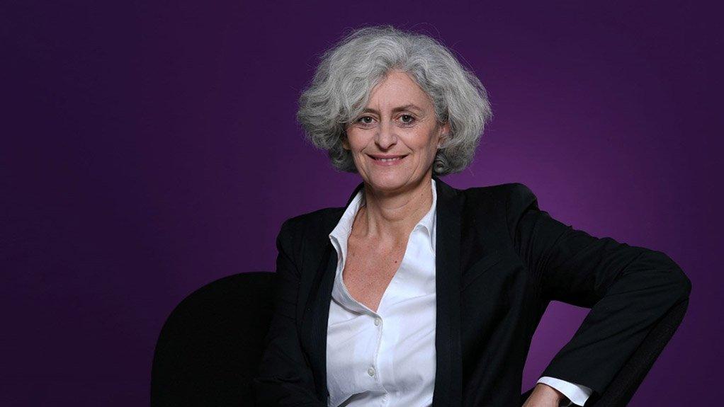 EDF senior VP for Africa Valérie Levkov