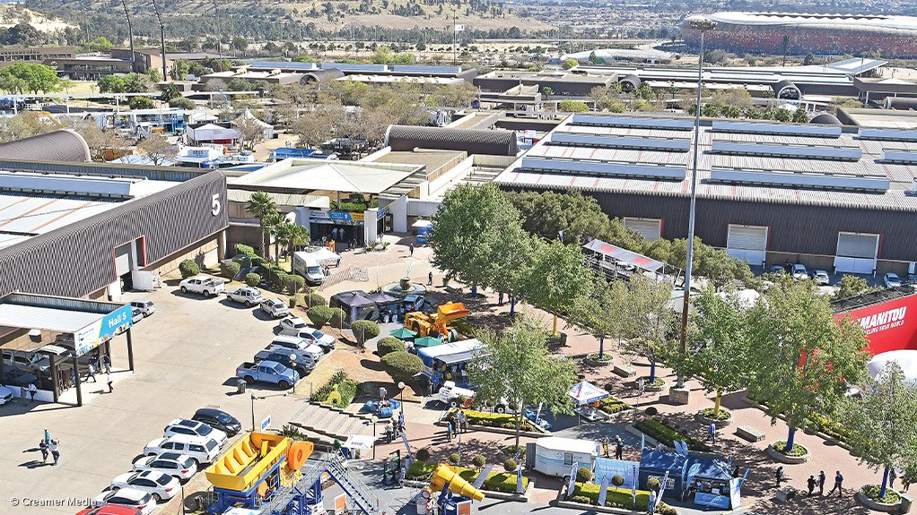 CENTRE OF ATTENTION The inaugural Local Southern African Manufacturing Expo is set to feature more than 130 exhibitors