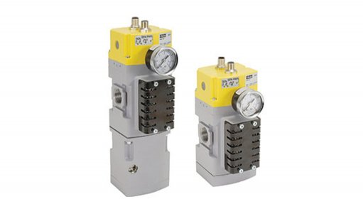 New valves rapidly exhaust compressed air