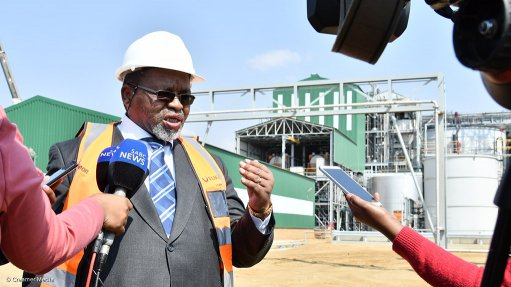 Mining must both prepare for the 4th Industrial Revolution and also transform – Mantashe