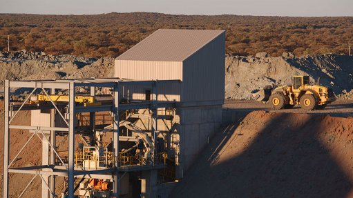 DeGrussa mine, Australia