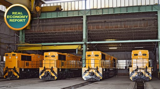 TMH Africa unveils rolling stock manufacturing facility