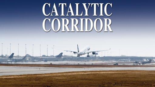 Ekurhuleni Aerotropolis core to Albertina Sisulu Corridor development plans