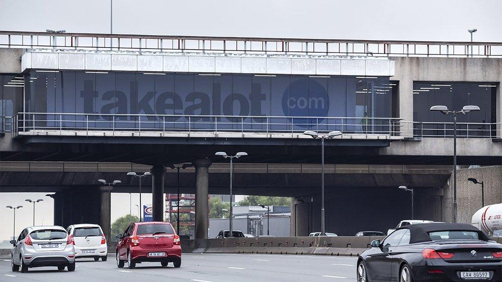 Takealot Midrand (N1 Bridge) Pickup Point's strategic location