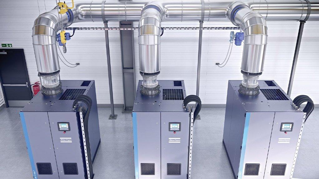 Atlas Copco Compressor Technique
