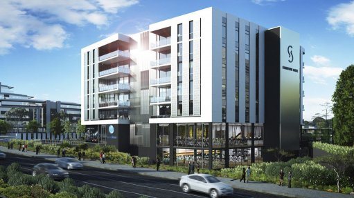 Abland, Tiber on schedule to complete Phase 1 of Sandton Gate development
