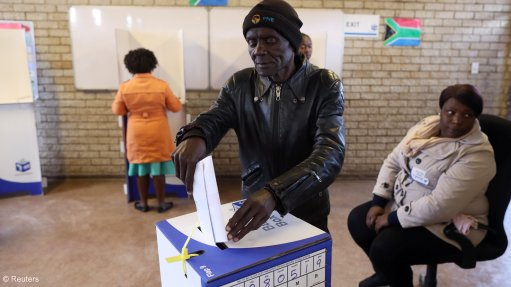 ANC seen winning election but support falters