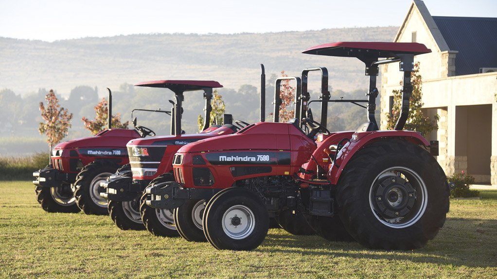 Mahindra has entered the farming equipment business in South Africa