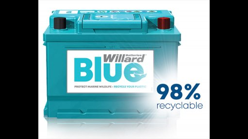 Willard Batteries Launches Limited Edition 'Blue' Battery