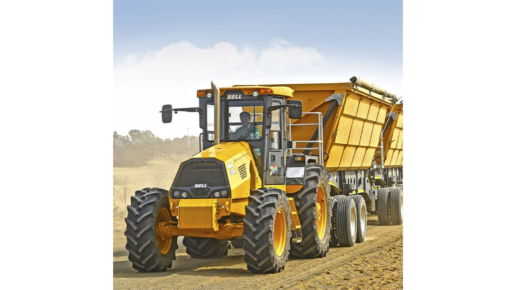 A leading light in local heavy equipment manufacture