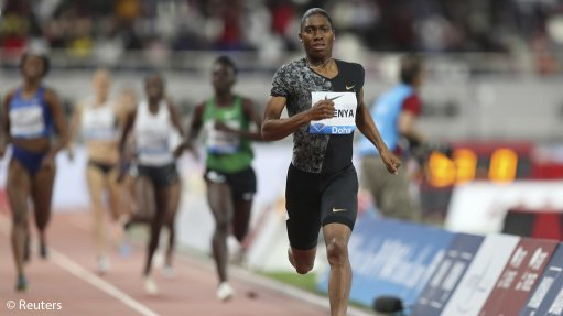 ASA to appeal Caster Semenya testosterone ruling
