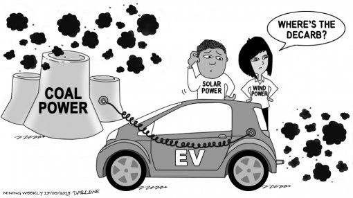 THE CV OF AN EV: