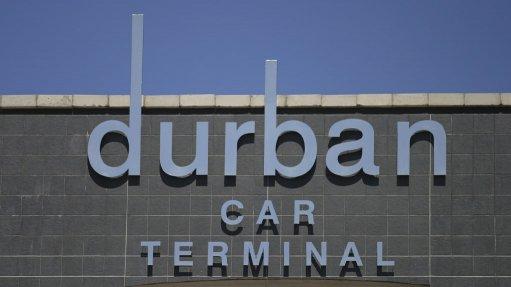 Durban car terminal achieves a new milestone