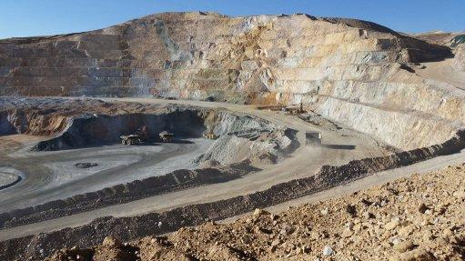 Constancia mine, Peru