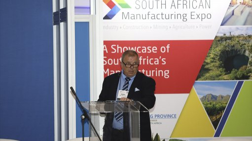 Local expo to showcase South Africa's manufacturing capabilities