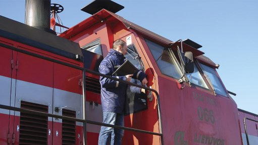 Getac fully rugged tablets ensure transportation safety for Lithuanian Railways