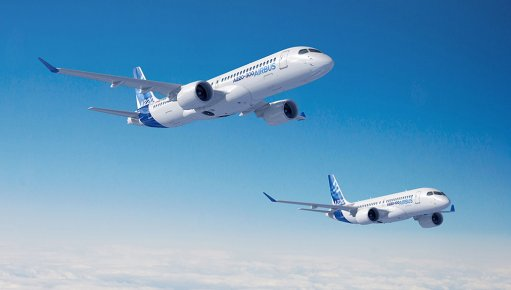 Airbus announces range extensions for its new A220 family