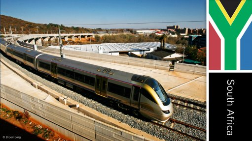 Gautrain additional rolling stock and depot enhancement procurement programme, South Africa