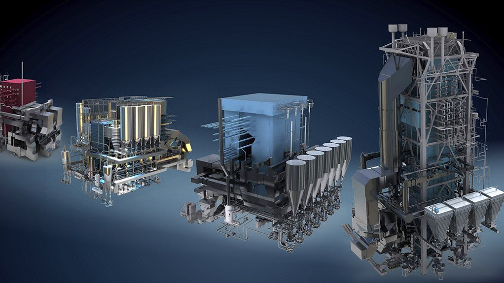 OHHH SO STEAMY GE offers a comprehensive range of steam power solutions to the continent