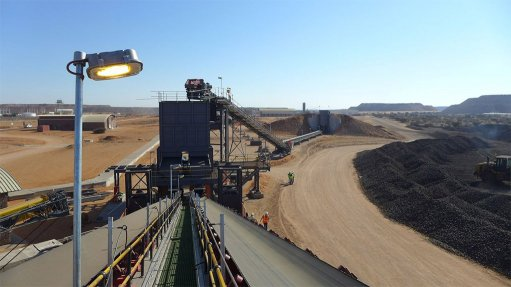 Tshipi mine on track to meet three-million-tonne sales target