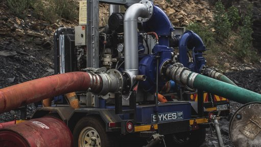 Diesel-driven pump ideal for remote, corrosive environments