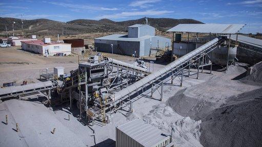 El Compas mine, Mexico