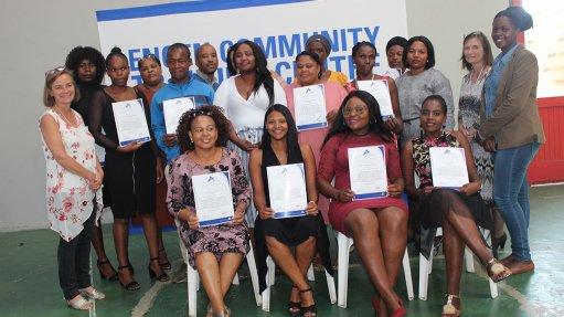 South Durbanites graduate from Engen's Computer School