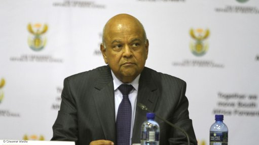 Public Protector finds Gordhan guilty of 'improper conduct'