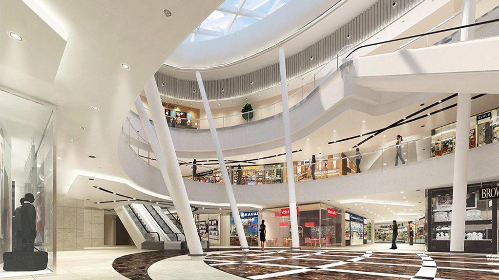 La Lucia Mall interior