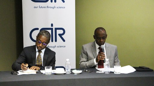 New strategy, new structure for the CSIR