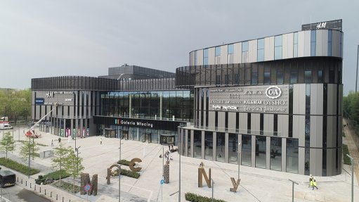 EPP opens flagship shopping centre in Warsaw