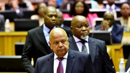 Gordhan poised to return to Cabinet after Mkhwebane findings