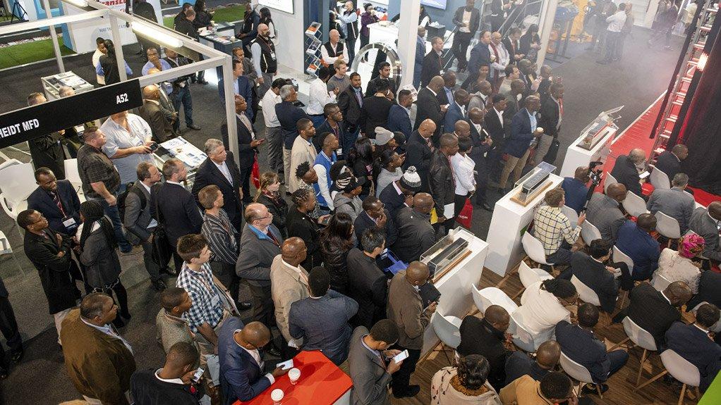 EXHIBITION BONANZA Terrapinn is expecting 250 exhibitors at Africa Rail