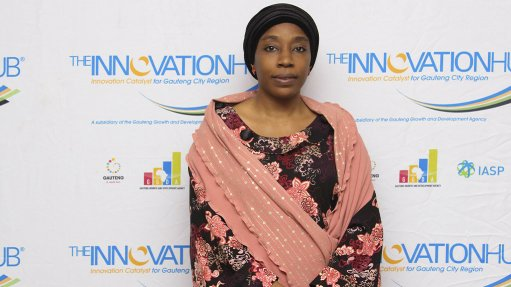 IASP elects first female president for its Africa division