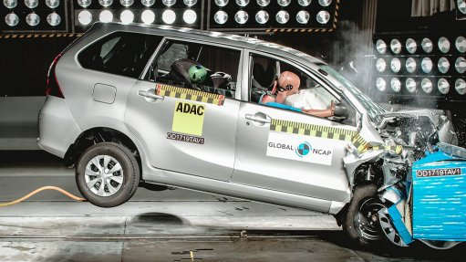 Africa crash test results revealed for Avanza, Amaze and Ignis